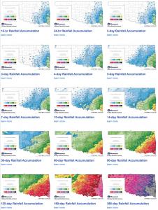 2015 03 13.Ag Blog.No 08.Mesonet Rainfall page Two