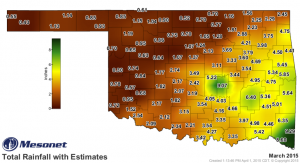 2015 04 13.Ag Blog.No 06.March 2015 Avg Precip Total
