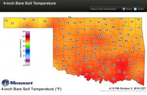 2016-10-05.No 03.Soil Temp.4-inch bare.04.15.PM